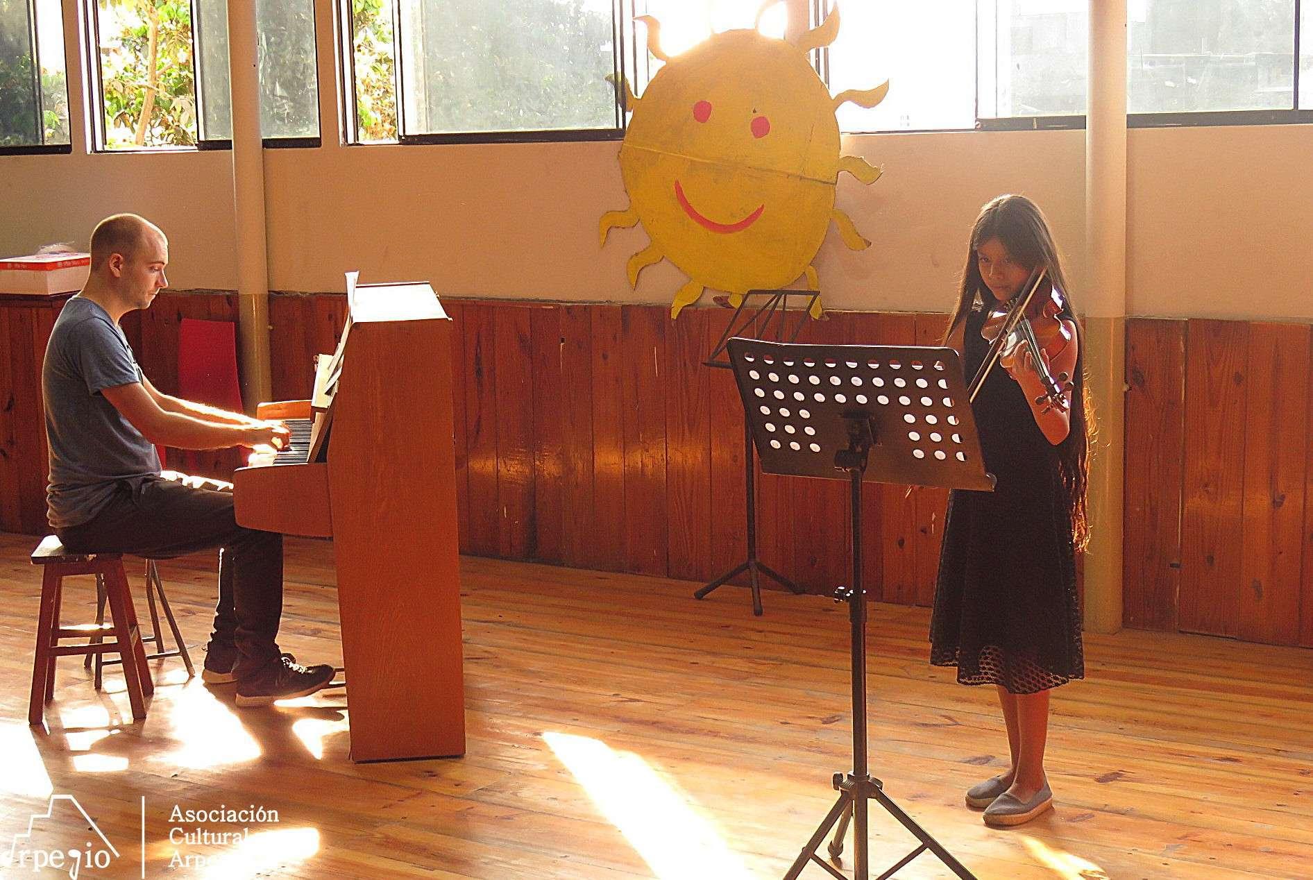 Recital de Verano Arpegio Perú  2018