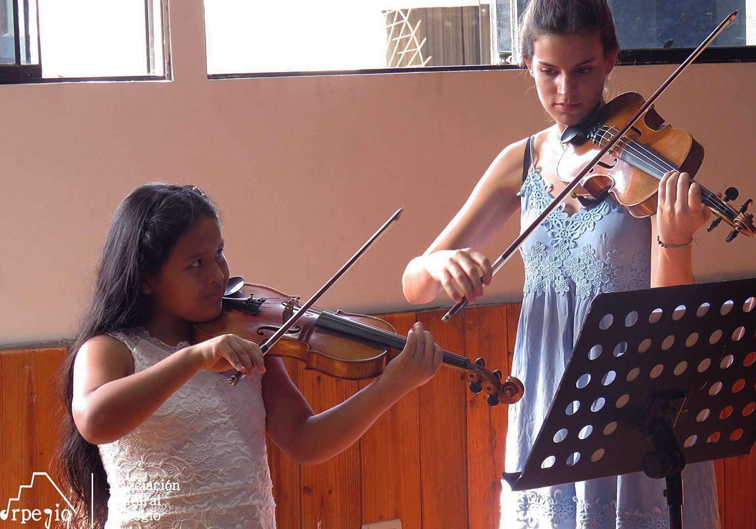 Recital de Despedida - Clara Schukraft & Milena Holtz