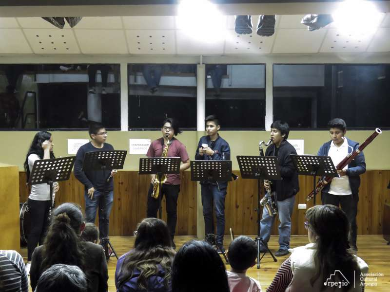 Recital de Despedida Voluntariado 2018